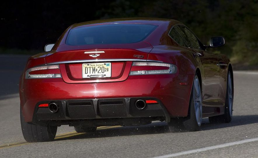 2009 Aston Martin DBS Automatic - Slide 17