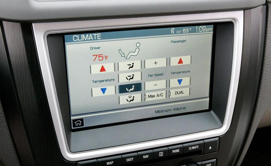 2010 Ford Fusion Sport - Slide 37