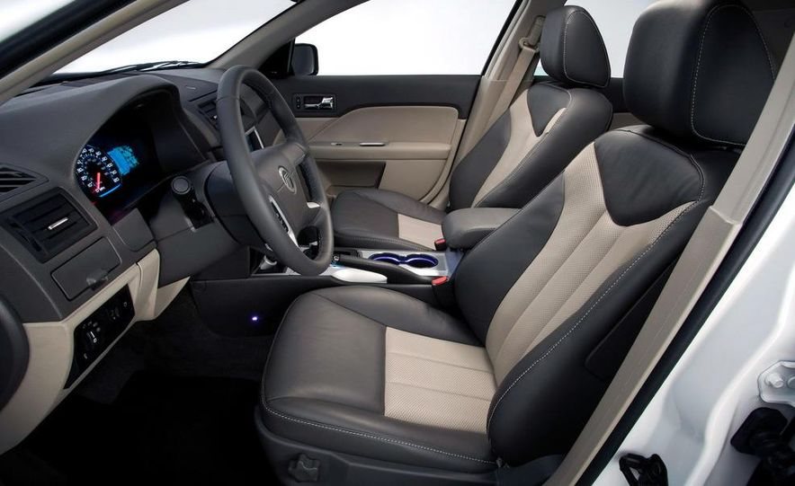 2010 Ford Fusion Sport - Slide 35