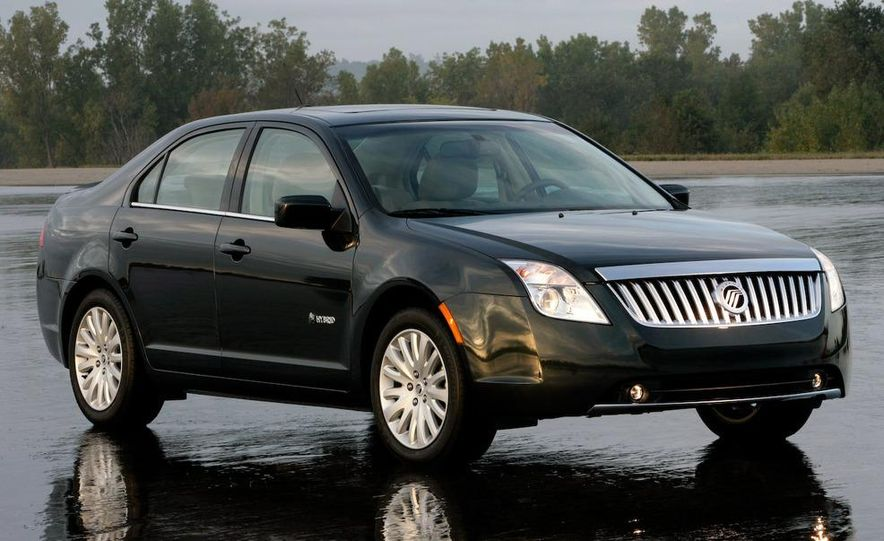 2010 Ford Fusion Sport - Slide 24
