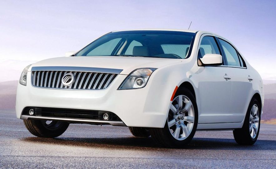2010 Ford Fusion Sport - Slide 21