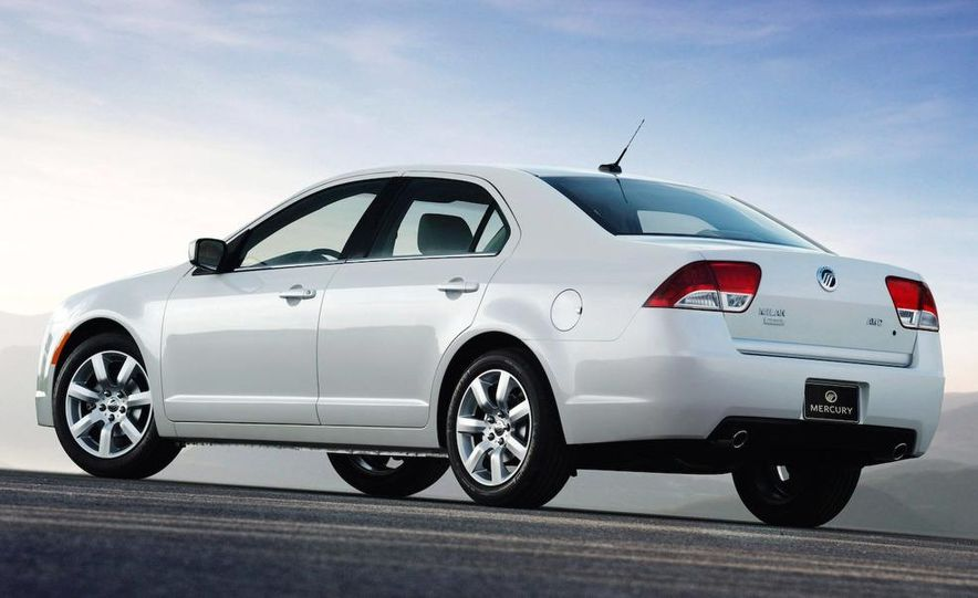 2010 Ford Fusion Sport - Slide 22