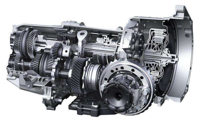 2009 Porsche Boxster S 3.4-liter flat-6 engine illustration - Slide 2