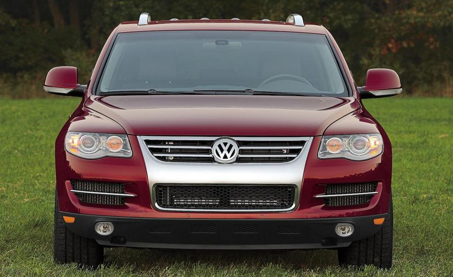 2009 Volkswagen Touareg 3.0 TDI Diesel - Slide 10