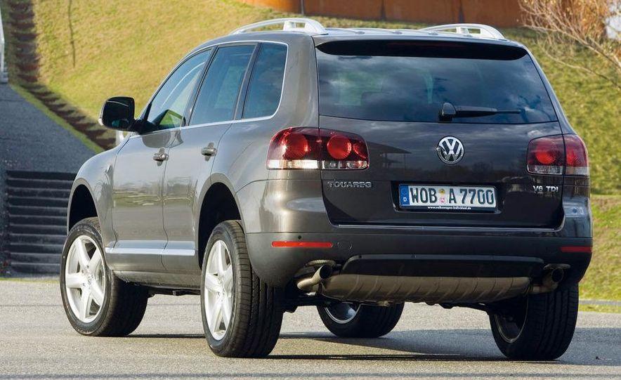 2009 Volkswagen Touareg 3.0 TDI Diesel - Slide 1
