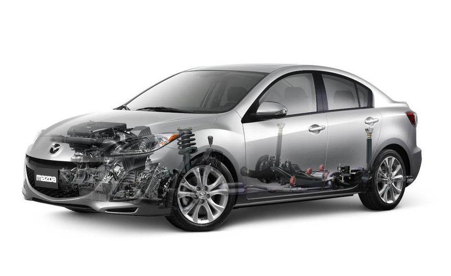 2010 Mazda 3 Grand Touring - Slide 44