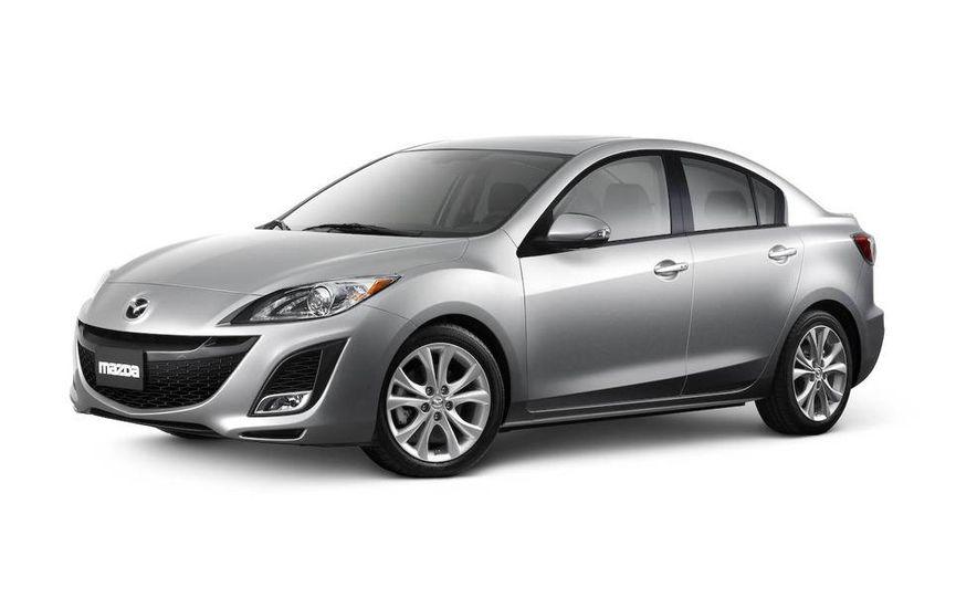 2010 Mazda 3 Grand Touring - Slide 13
