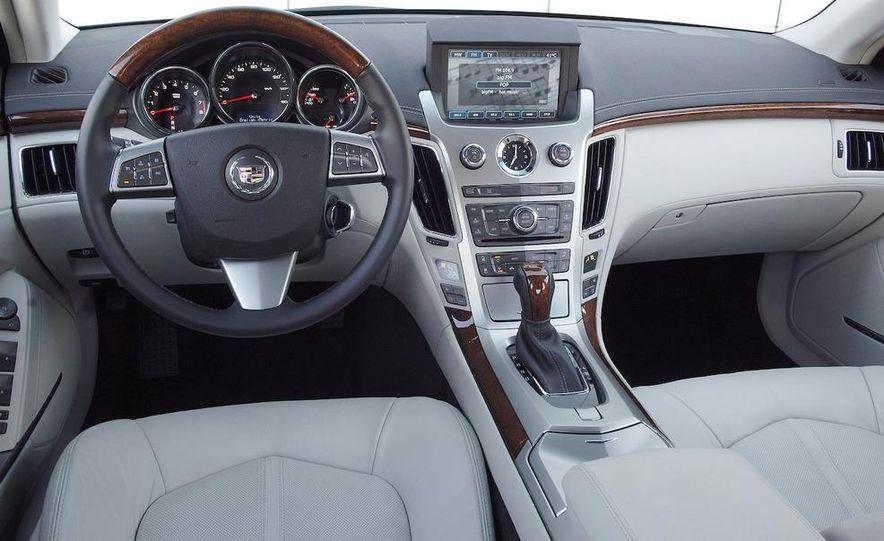 2009 Infiniti G37 sedan - Slide 43