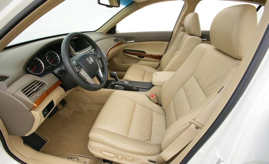 2009 Infiniti G37 sedan - Slide 55