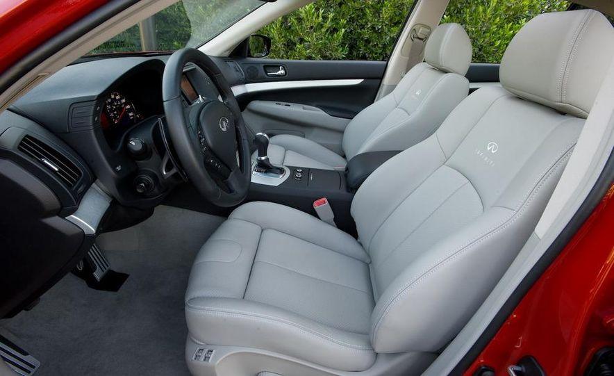 2009 Infiniti G37 sedan - Slide 80