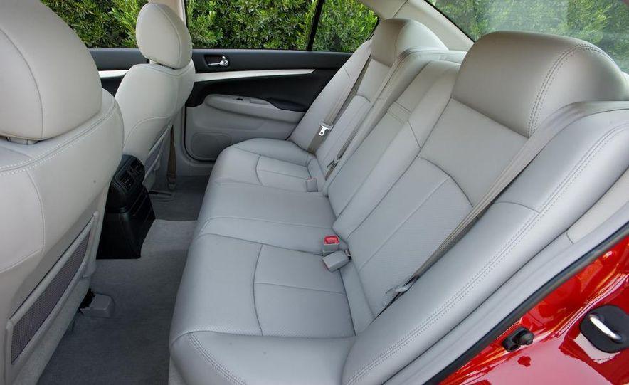 2009 Infiniti G37 sedan - Slide 81