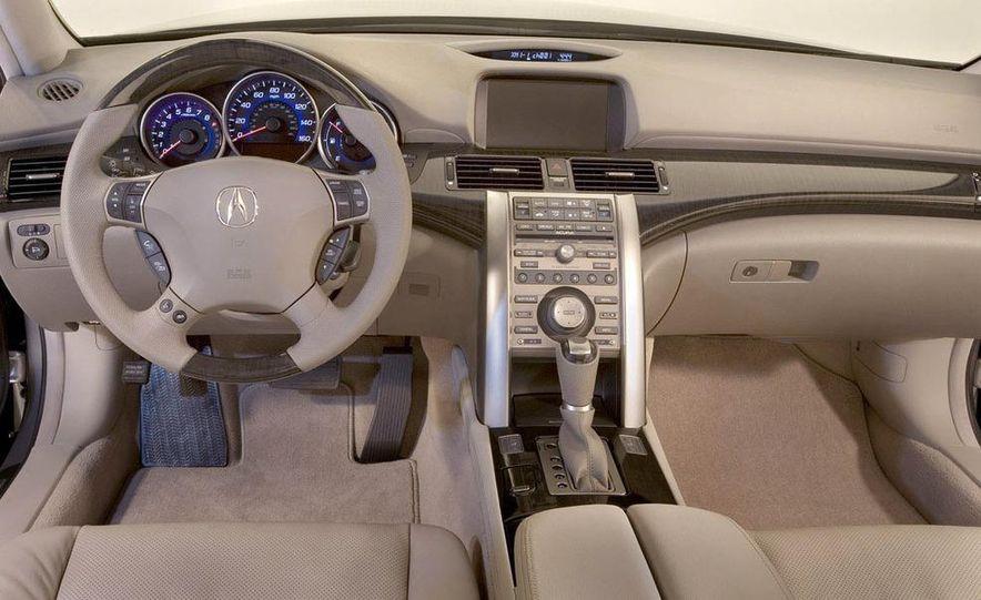 2009 Acura RL SH-AWD interior - Slide 1