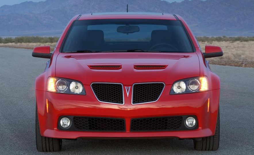2009 Pontiac G8 GXP - Slide 16