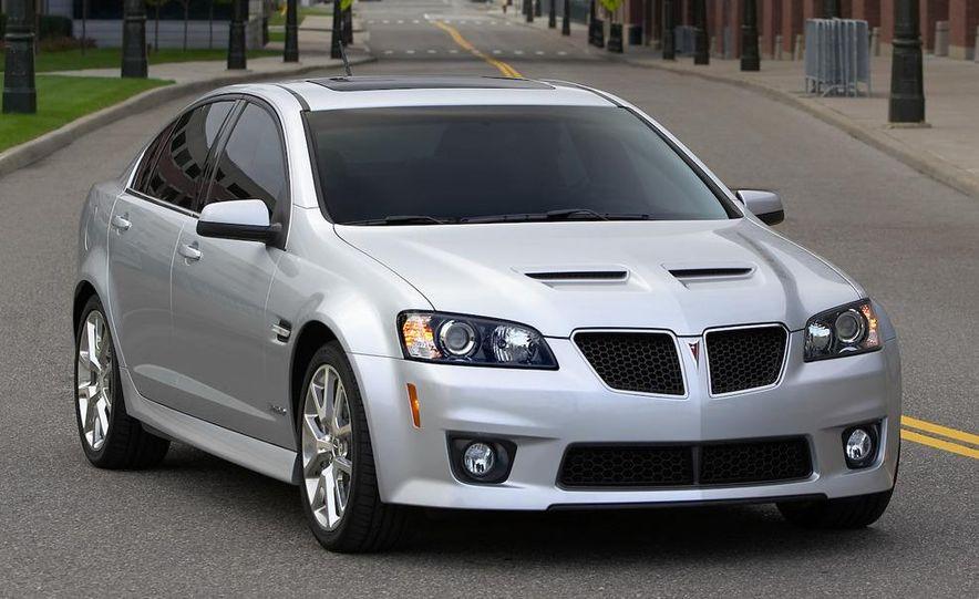 2009 Pontiac G8 GXP - Slide 2