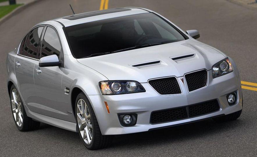 2009 Pontiac G8 GXP - Slide 3