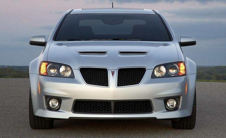 2009 Pontiac G8 GXP - Slide 7