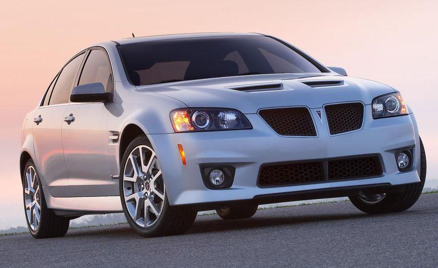 2009 Pontiac G8 GXP - Slide 8