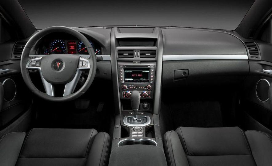 2009 Pontiac G8 GXP - Slide 27