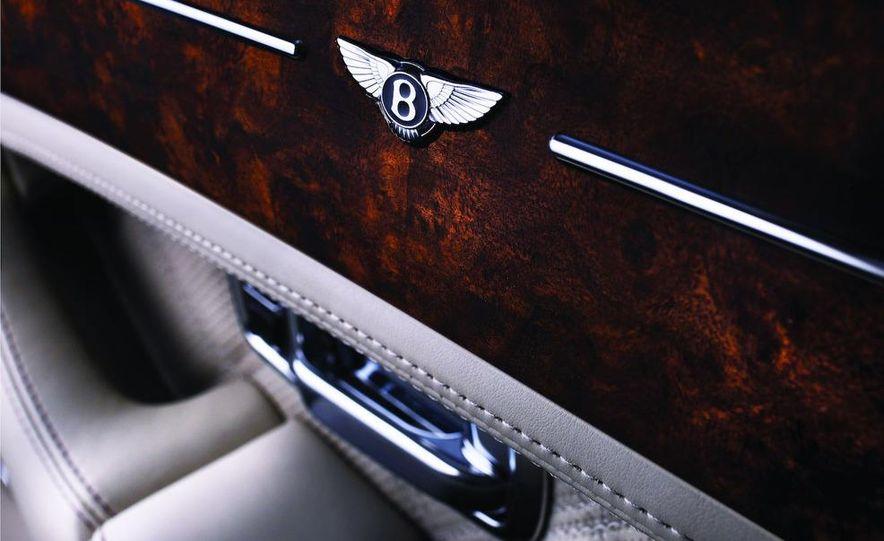 Bentley Arnage replacement (teaser image) - Slide 10