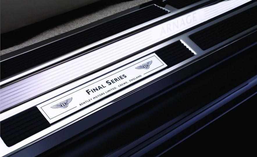 Bentley Arnage replacement (teaser image) - Slide 12