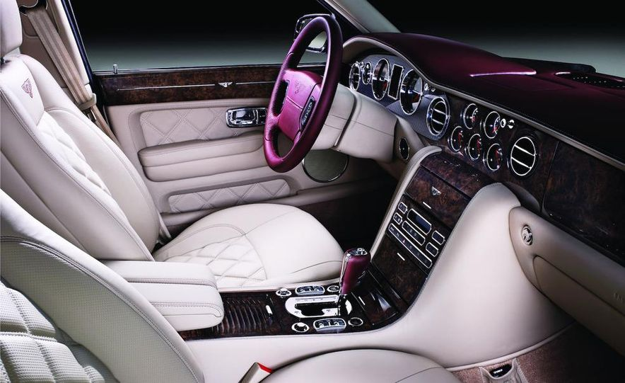 Bentley Arnage replacement (teaser image) - Slide 5