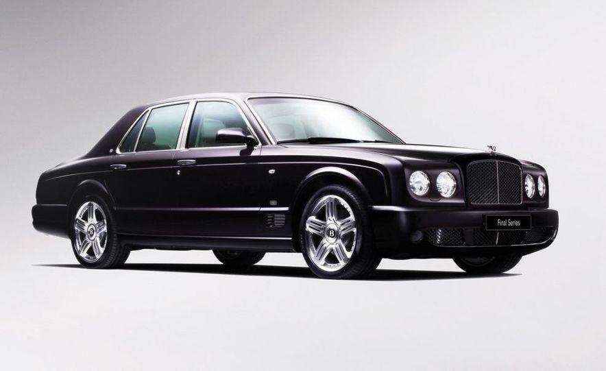 Bentley Arnage replacement (teaser image) - Slide 3