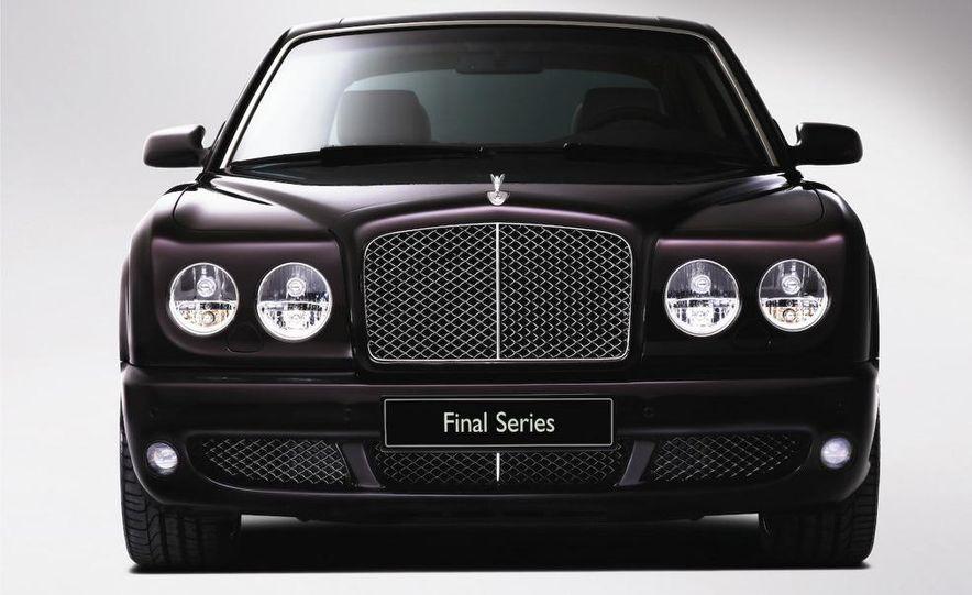 Bentley Arnage replacement (teaser image) - Slide 2