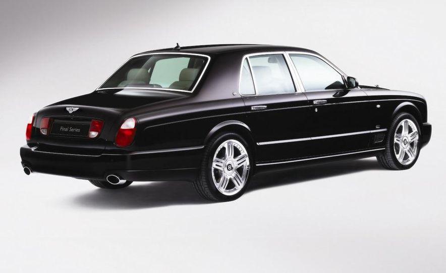 Bentley Arnage replacement (teaser image) - Slide 4