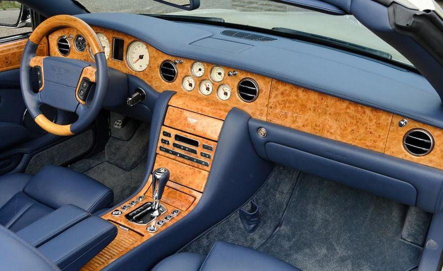 Bentley Arnage replacement (teaser image) - Slide 16