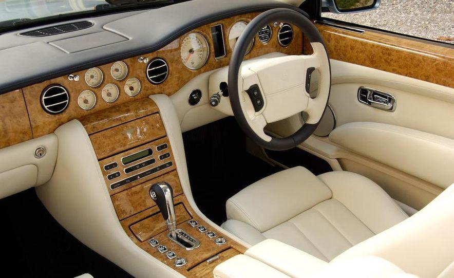 Bentley Arnage replacement (teaser image) - Slide 17