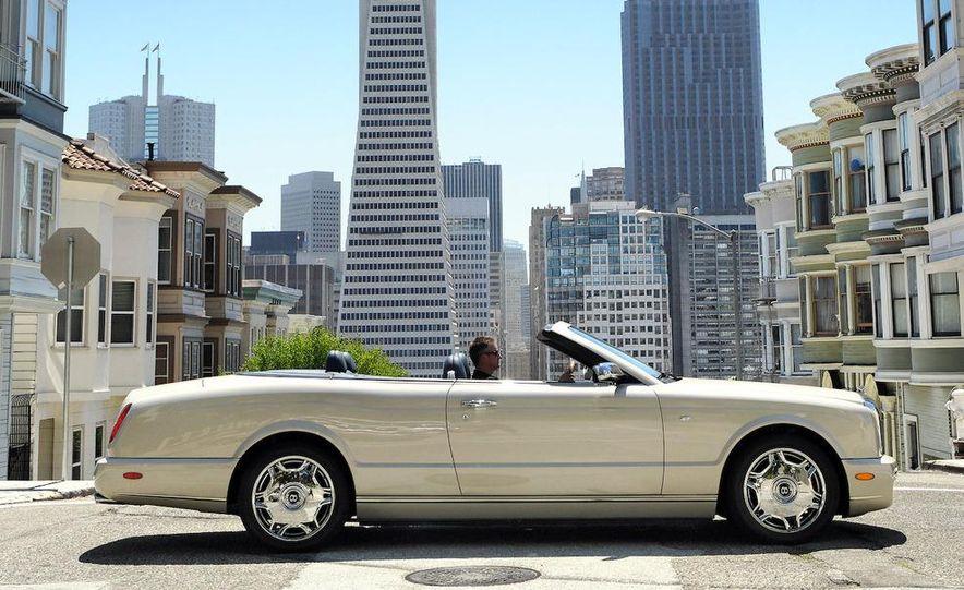 Bentley Arnage replacement (teaser image) - Slide 14