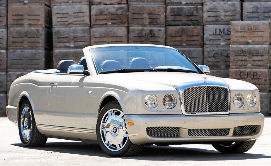 Bentley Arnage replacement (teaser image) - Slide 13