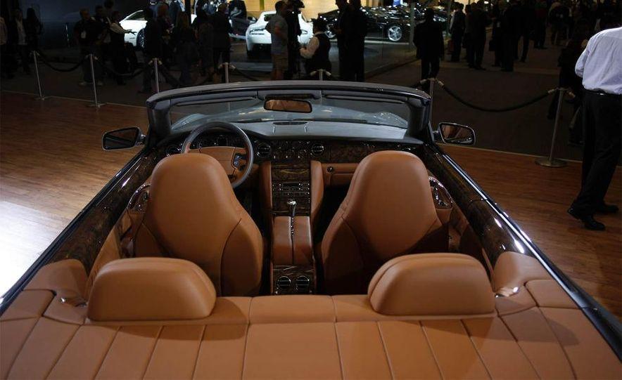 Bentley Arnage replacement (teaser image) - Slide 24