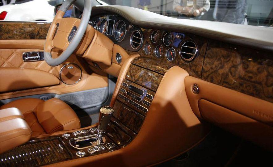 Bentley Arnage replacement (teaser image) - Slide 22