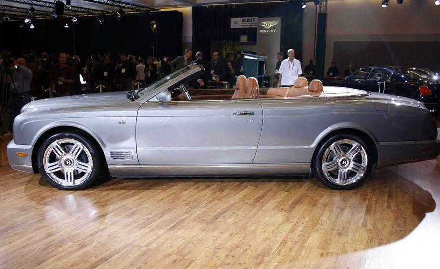 Bentley Arnage replacement (teaser image) - Slide 19