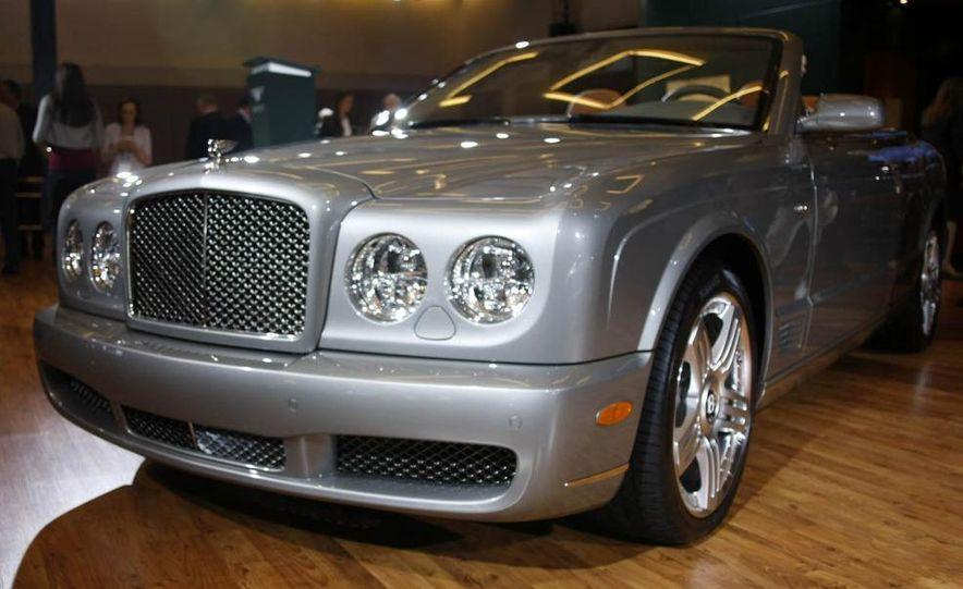 Bentley Arnage replacement (teaser image) - Slide 18