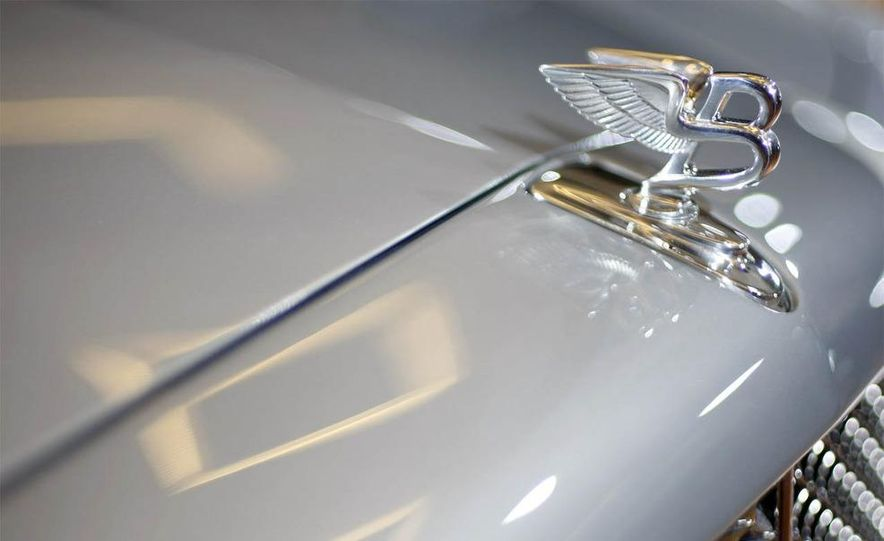 Bentley Arnage replacement (teaser image) - Slide 25