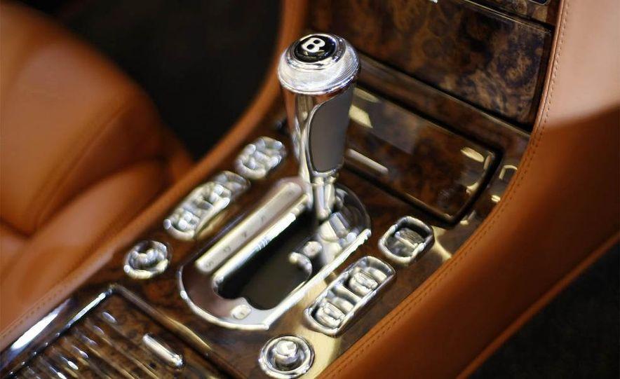 Bentley Arnage replacement (teaser image) - Slide 27