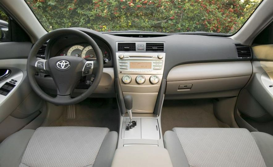 Toyota Camry CNG Hybrid concept - Slide 22