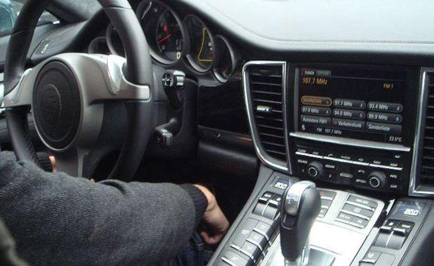 2010 Porsche Panamera Turbo - Slide 36