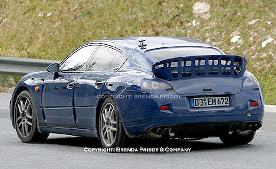 2010 Porsche Panamera Turbo - Slide 40