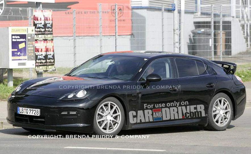 2010 Porsche Panamera Turbo - Slide 41