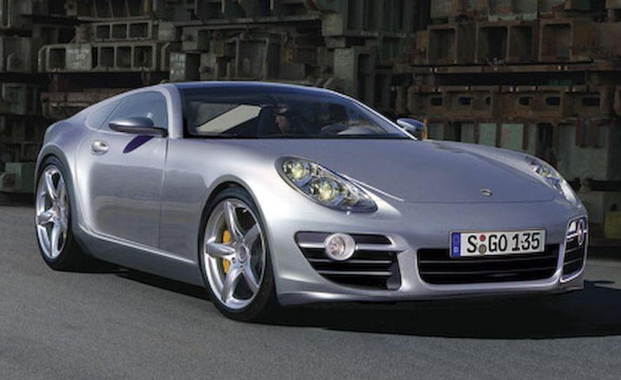 2010 Porsche Panamera Turbo - Slide 47