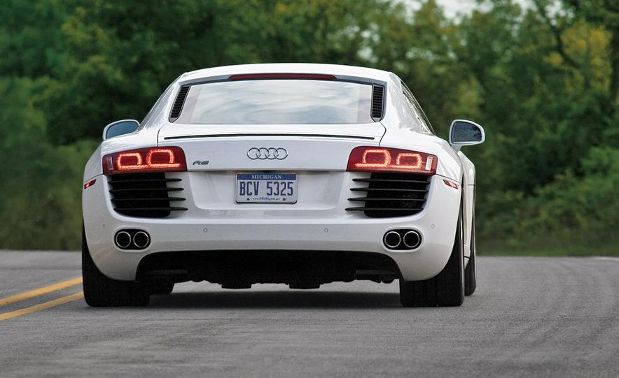Audi R8 GT3 - Slide 17
