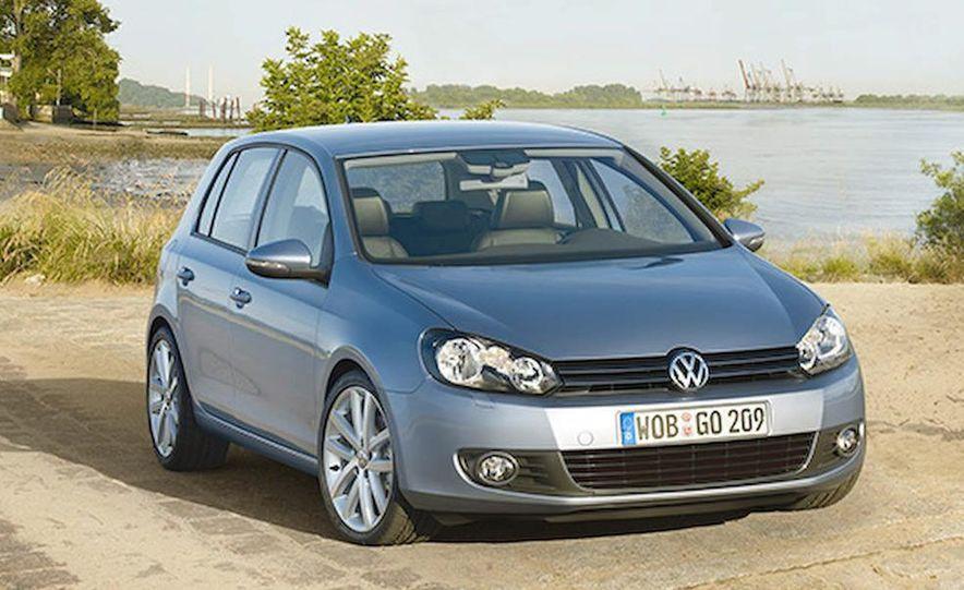 2010 Volkswagen Golf 5-door (European spec) - Slide 1