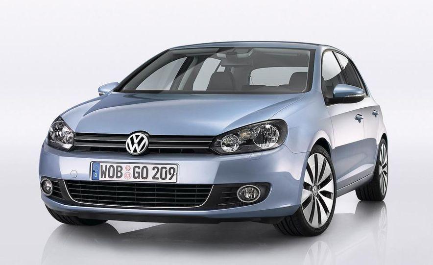 2010 Volkswagen Golf 5-door (European spec) - Slide 6