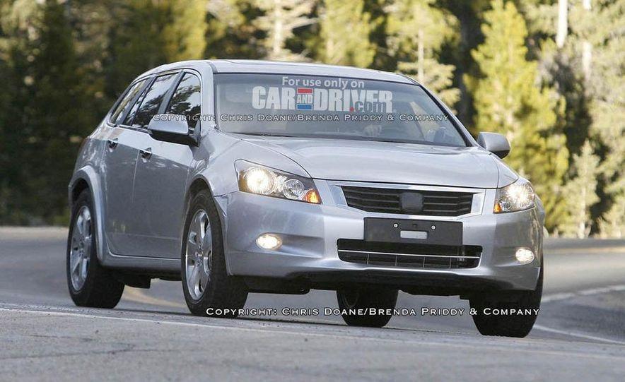 2010 Honda Accord CUV - Slide 1