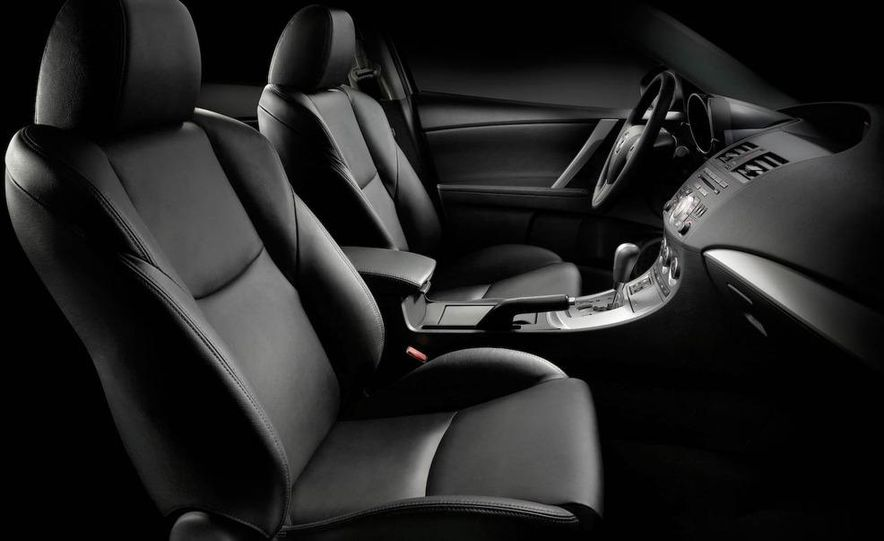 2010 Mazda 3 Grand Touring - Slide 34