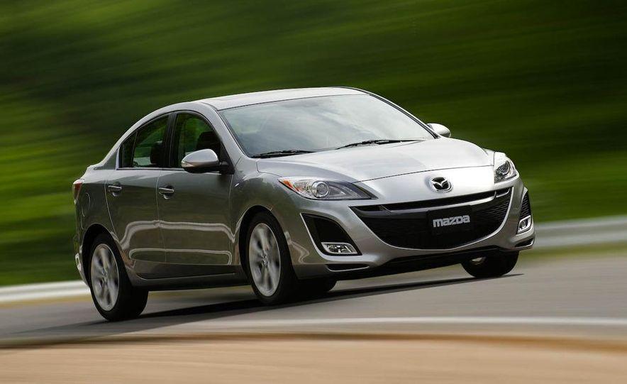 2010 Mazda 3 Grand Touring - Slide 42