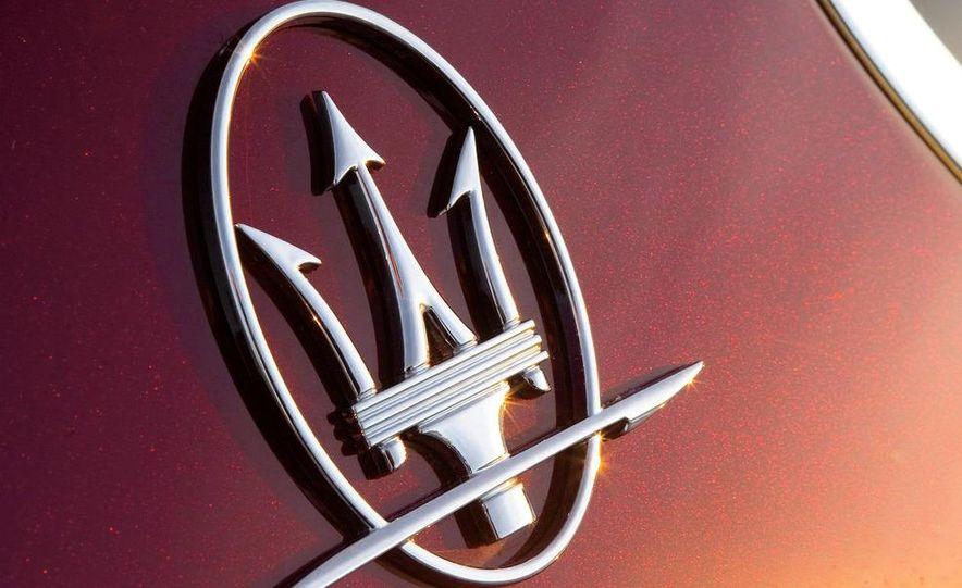 2009 Maserati GranTurismo S 4.7 wheel - Slide 8